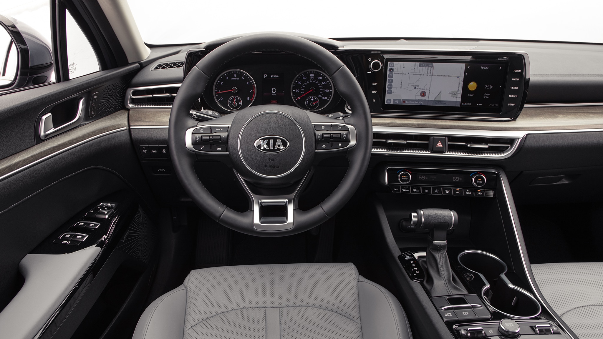 2021 Kia K5 Interior Price, Manual Transmission ...